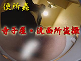 盗撮おまんこ|寺子屋・洗面所盗SATU|おまんこパイパン