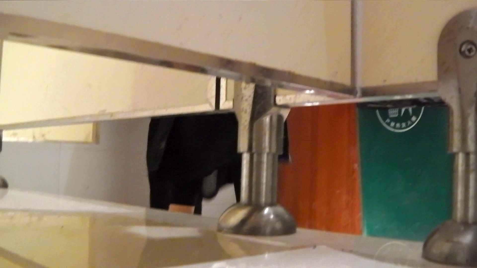 洗寿観音さんの 化粧室は四面楚歌Nol.6 洗面所着替え | OL  56連発 1