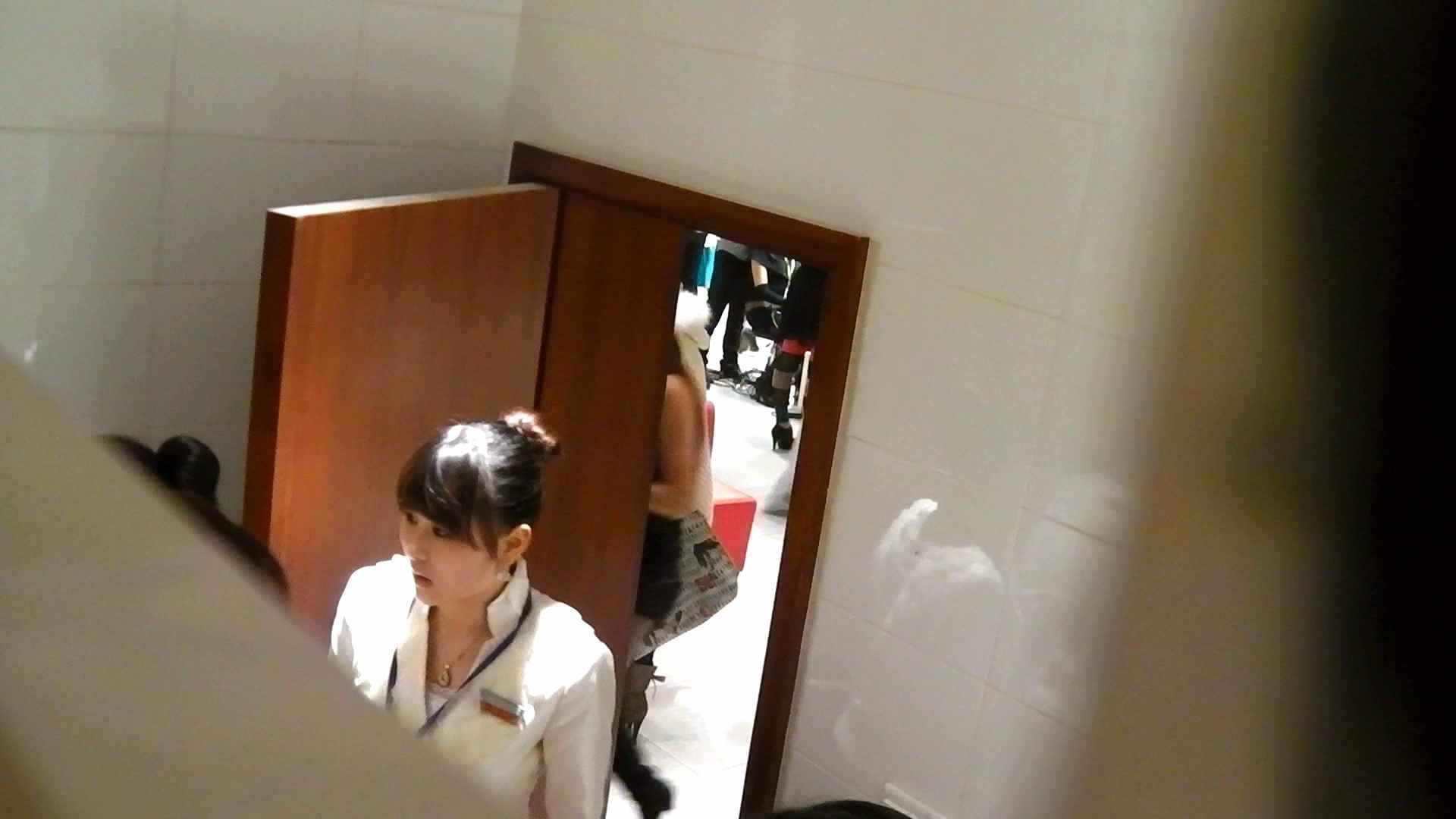 洗寿観音さんの 化粧室は四面楚歌Nol.6 洗面所着替え | OL  56連発 21