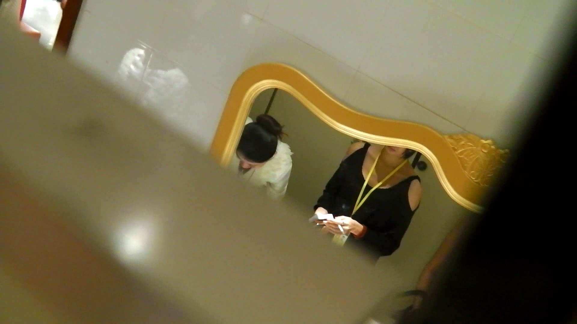 洗寿観音さんの 化粧室は四面楚歌Nol.6 洗面所着替え | OL  56連発 22