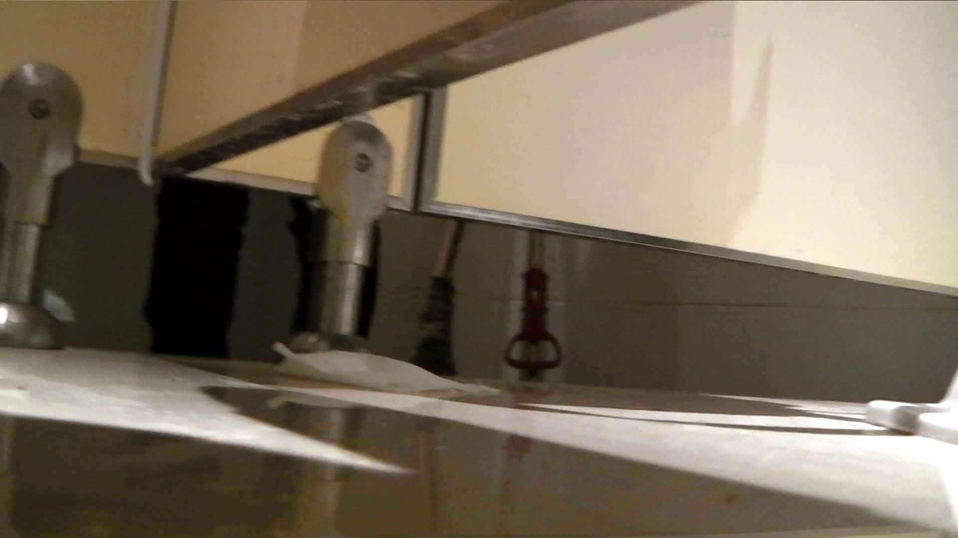 洗寿観音さんの 化粧室は四面楚歌Nol.6 洗面所着替え | OL  56連発 47