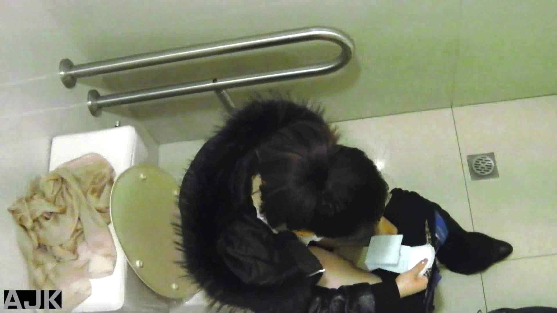 隣国上階級エリアの令嬢たちが集うデパートお手洗い Vol.19 OL   お手洗い  73連発 53