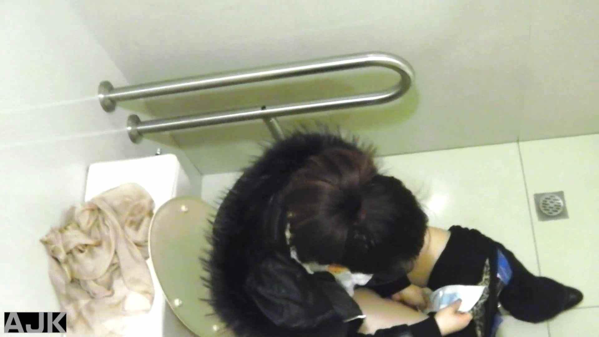 隣国上階級エリアの令嬢たちが集うデパートお手洗い Vol.19 OL   お手洗い  73連発 54