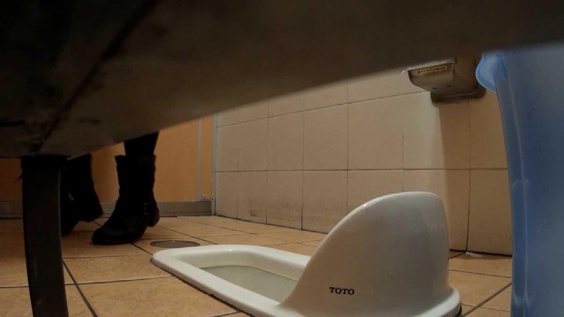 痴態洗面所 Vol.04 上と下の割合が絶妙です。 洗面所着替え | OL  53連発 44