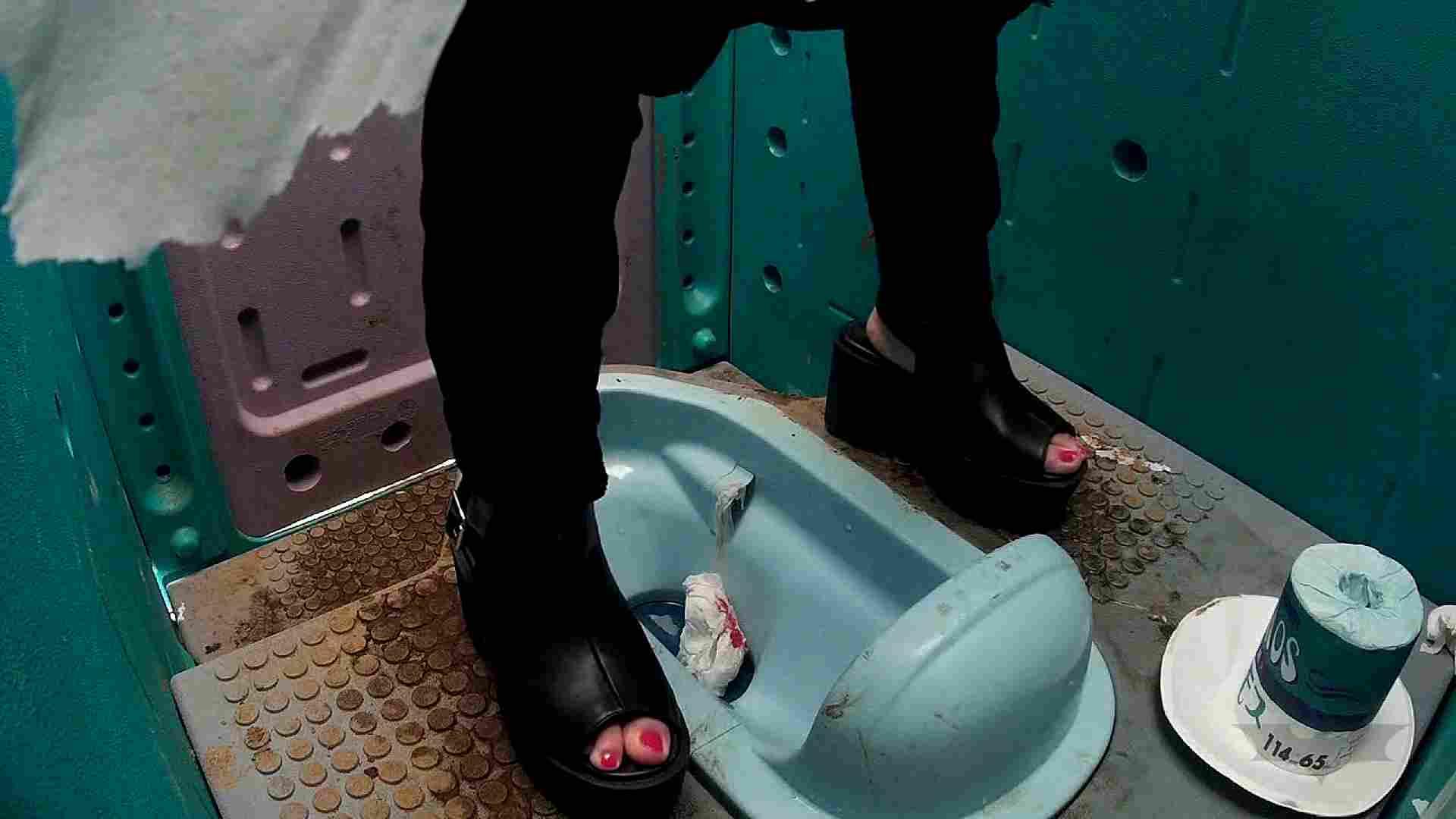 痴態洗面所 Vol.06 中が「マジヤバいヨネ!」洗面所 洗面所着替え | OL  100連発 26