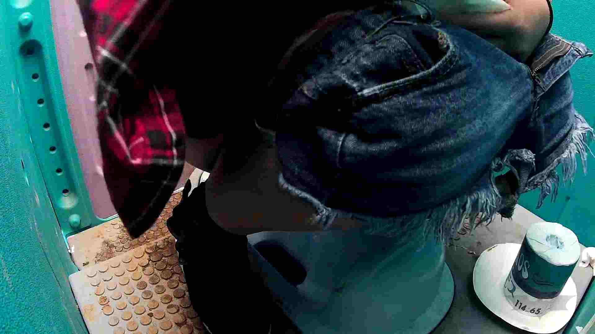 痴態洗面所 Vol.06 中が「マジヤバいヨネ!」洗面所 洗面所着替え | OL  100連発 36