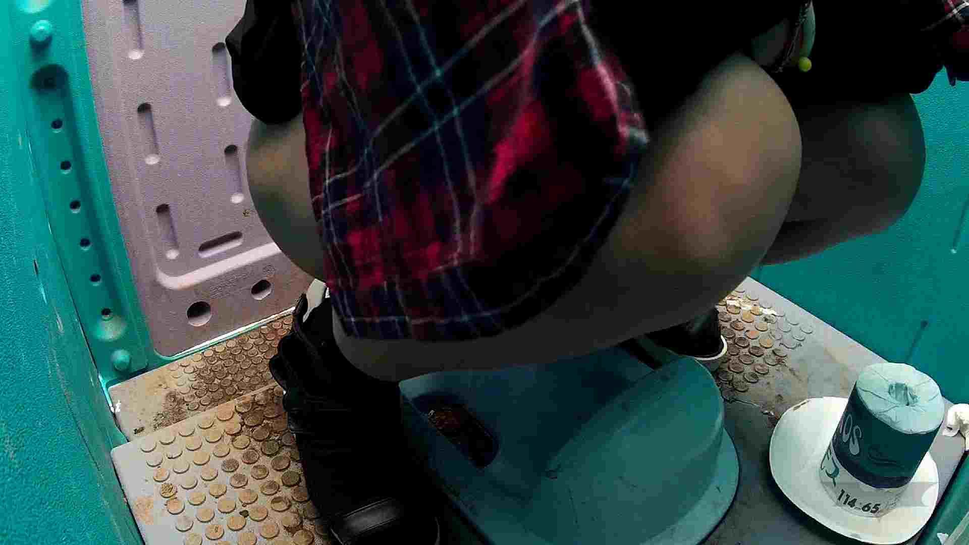 痴態洗面所 Vol.06 中が「マジヤバいヨネ!」洗面所 洗面所着替え | OL  100連発 44