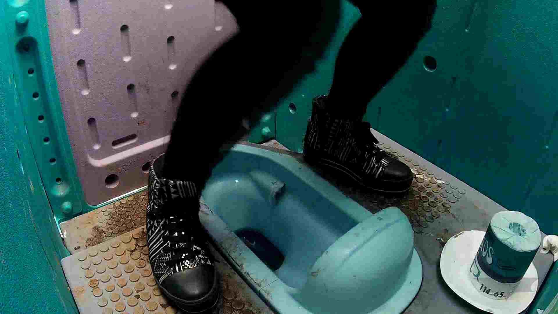 痴態洗面所 Vol.06 中が「マジヤバいヨネ!」洗面所 洗面所着替え | OL  100連発 80