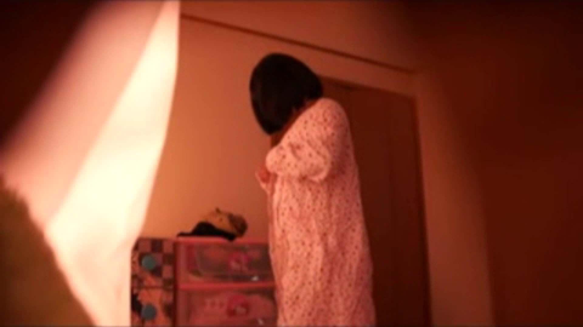 vol.2 まりこさんのお着替え、就寝前の映像です。 OL | 着替え  82連発 46