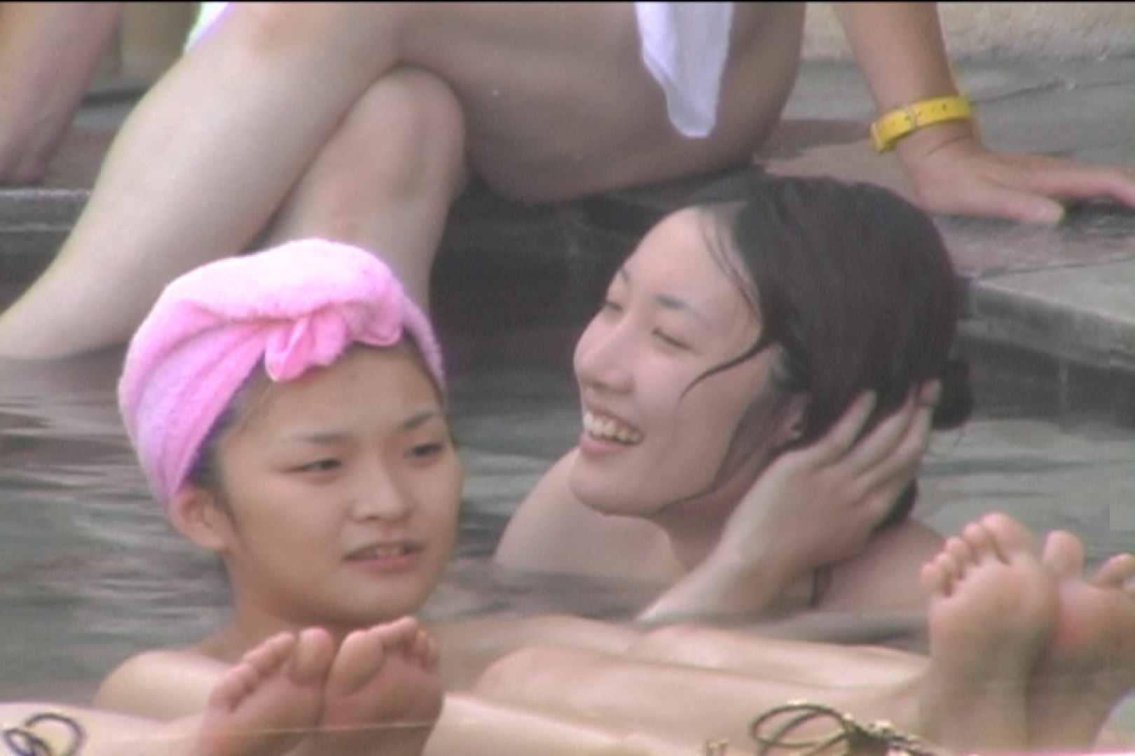 女露天風呂劇場 Vol.42 露天風呂の女達 | OL  95連発 32