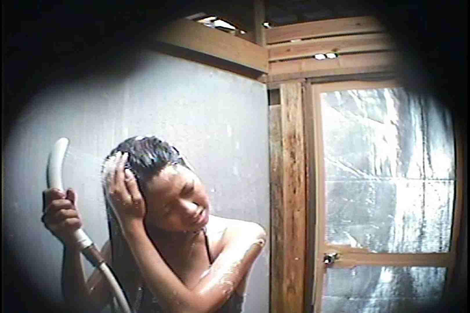 海の家の更衣室 Vol.45 シャワー中 | 美女達のヌード  64連発 29