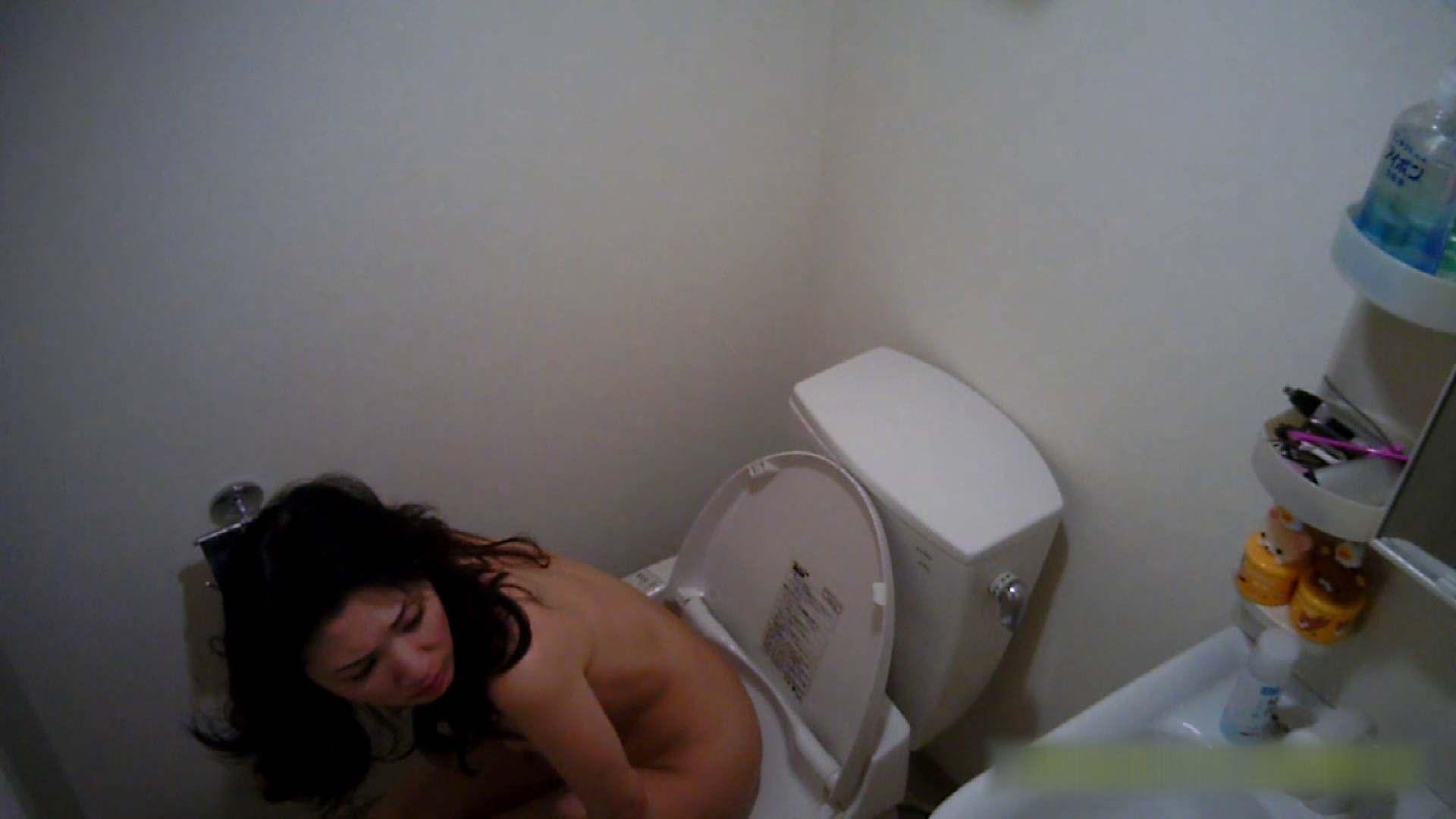 清楚な顔してかなり敏感なE子25歳(仮名)Vol.05 裸でトイレ編 トイレ中 | OL  68連発 17