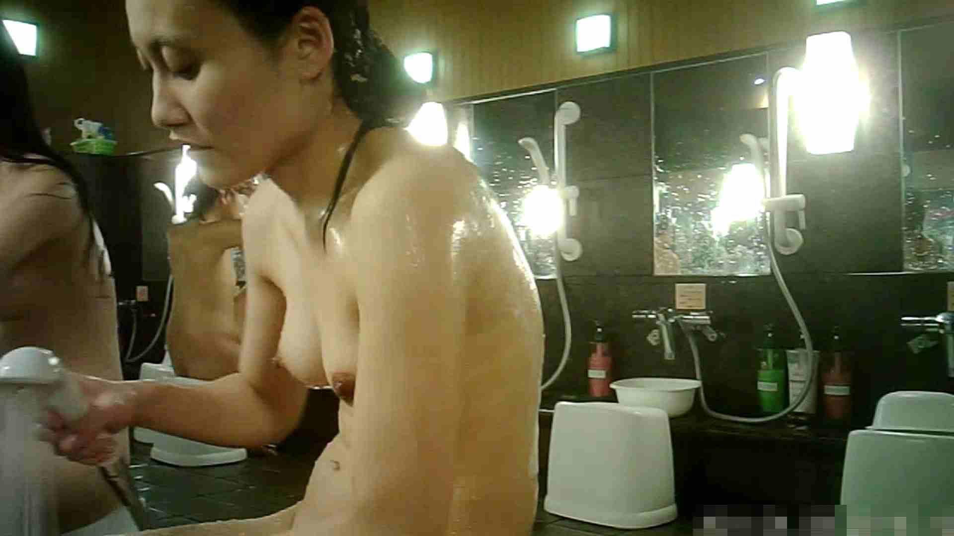 No.3 洗い場!!手前の嬢、特徴的な顔とコンパクトなおっぱい。 潜入エロ調査 | おっぱい  79連発 41