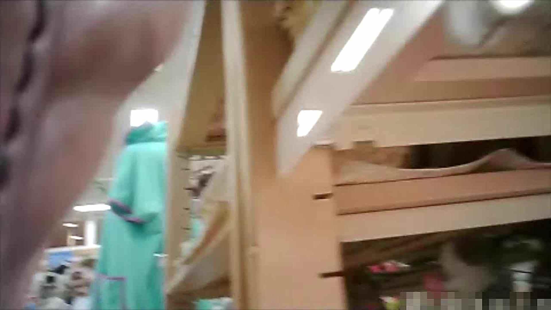 NO.6 雑貨屋で買い物中のガーリーな女の子 胸チラ   チラ  22連発 4