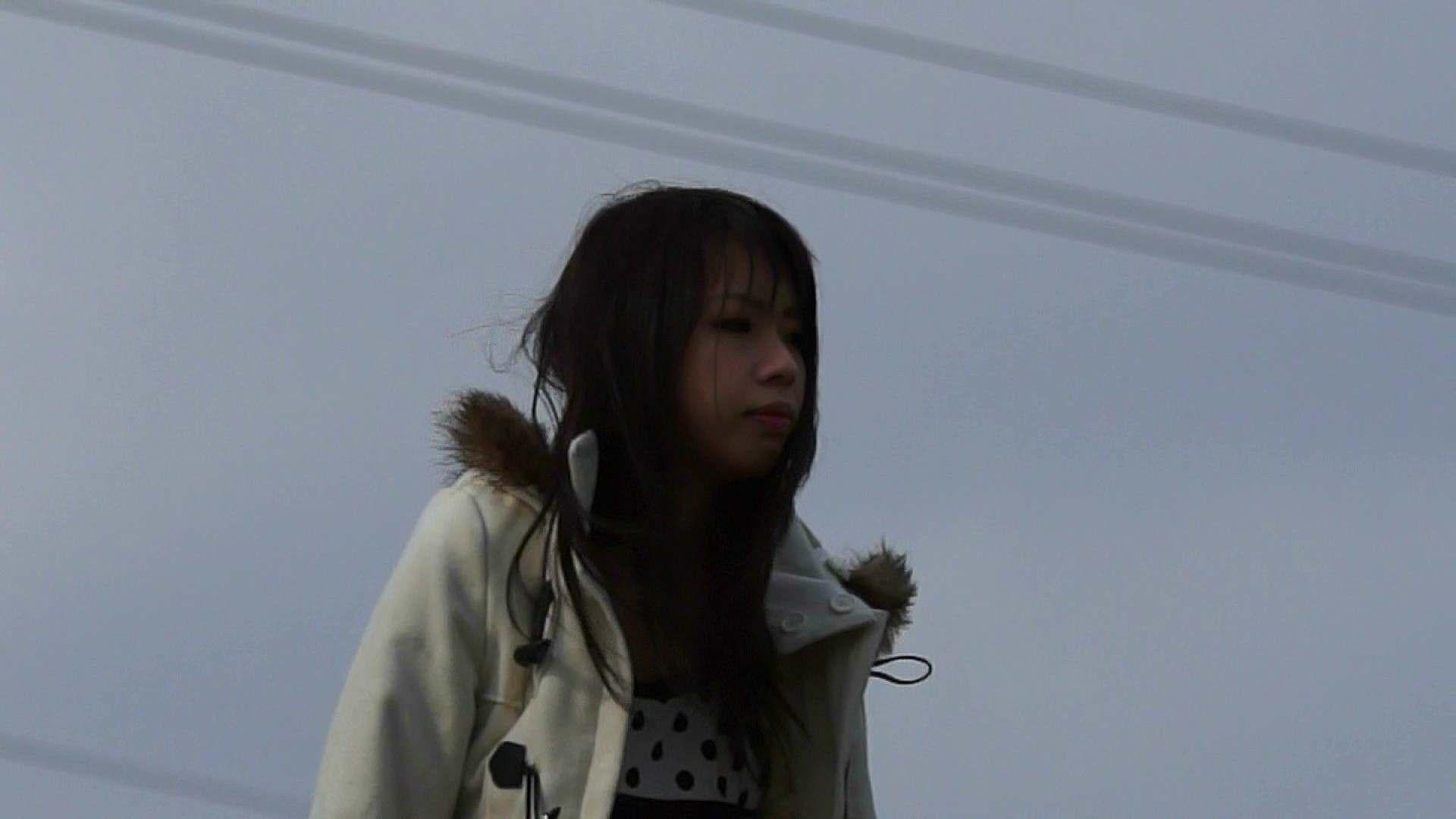 vol.2 自宅近く思い出の地で黄昏る志穂さん OL | 0  74連発 48