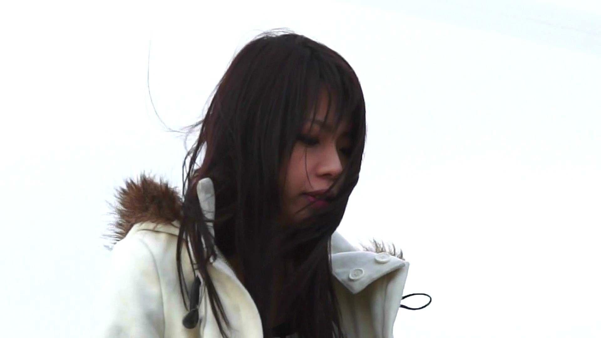 vol.2 自宅近く思い出の地で黄昏る志穂さん OL | 0  74連発 58