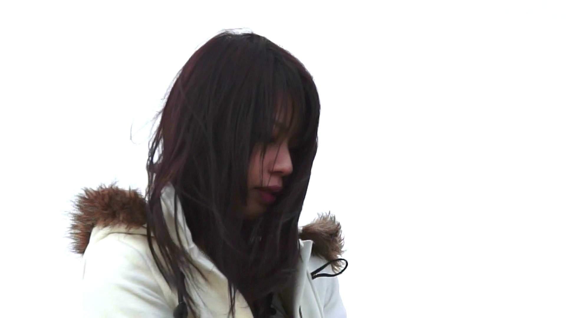 vol.2 自宅近く思い出の地で黄昏る志穂さん OL | 0  74連発 60