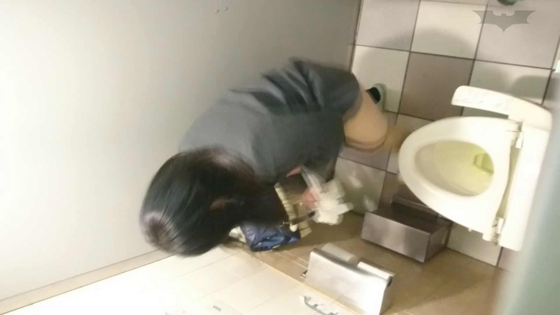 化粧室絵巻 ショッピングモール編 VOL.13 OL   0  68連発 19
