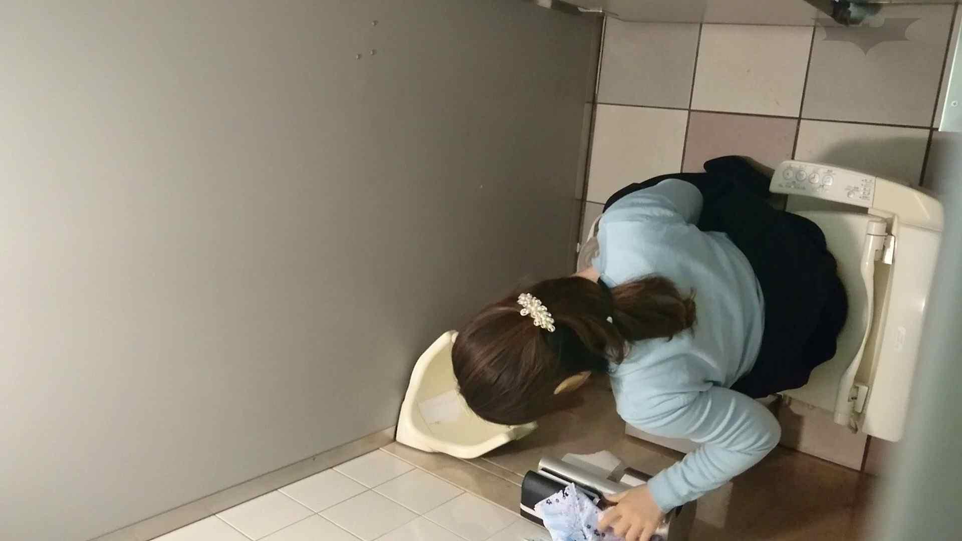 化粧室絵巻 ショッピングモール編 VOL.13 OL   0  68連発 43