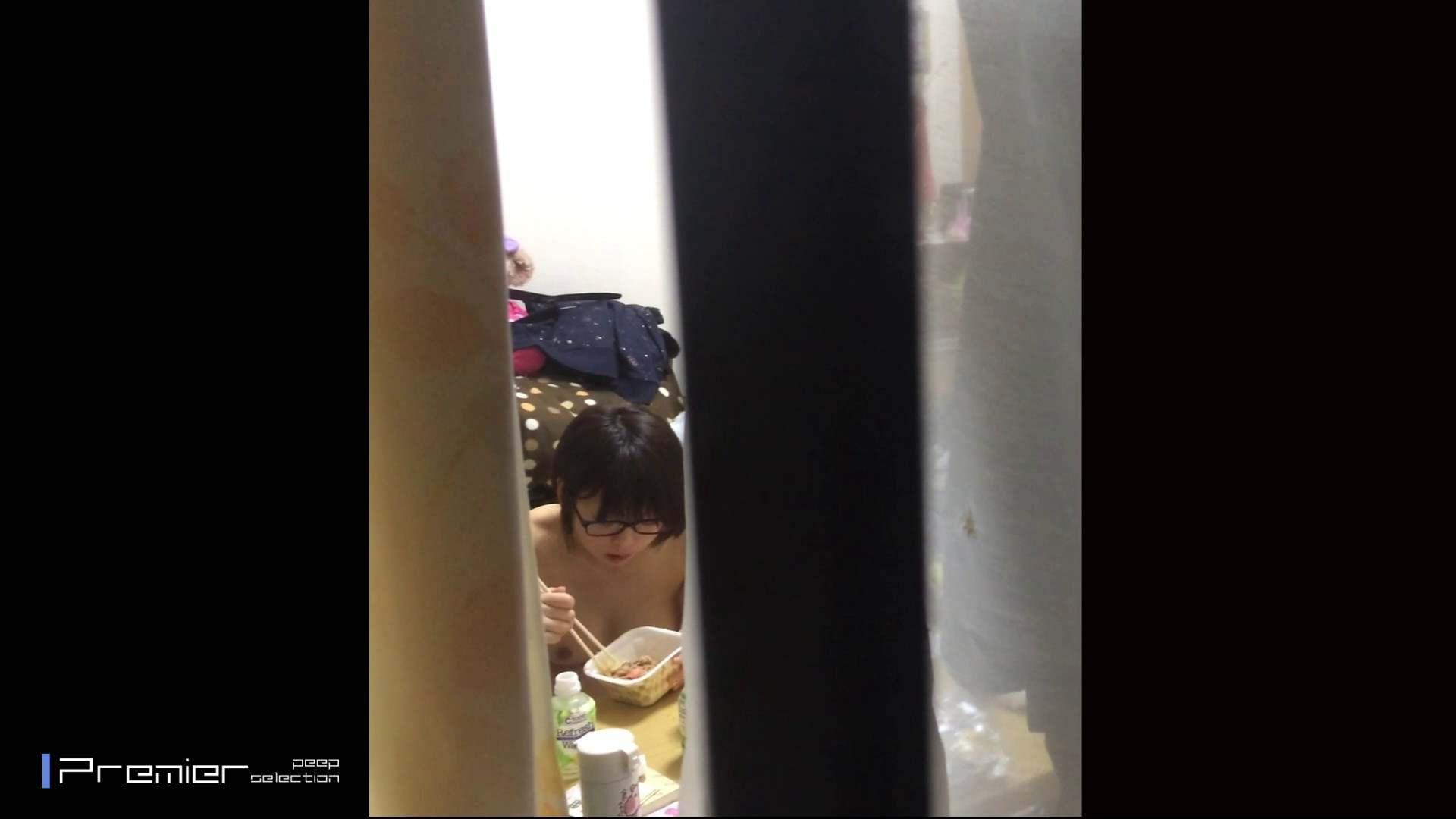 眼鏡美女の食事を隠し撮り 乙女の風呂場 Vol.05 美女達のヌード | 入浴シーン  95連発 7