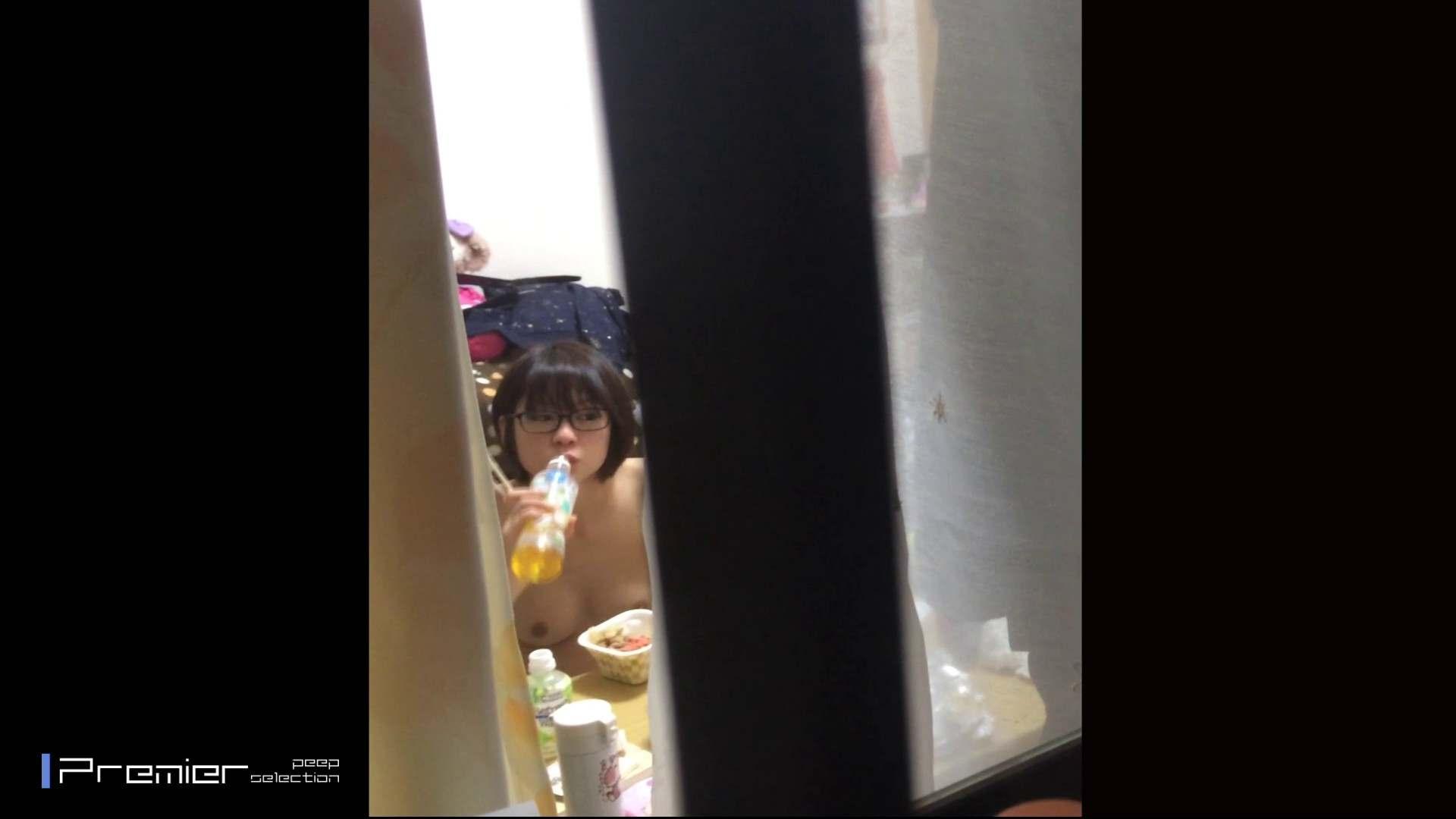 眼鏡美女の食事を隠し撮り 乙女の風呂場 Vol.05 美女達のヌード | 入浴シーン  95連発 68