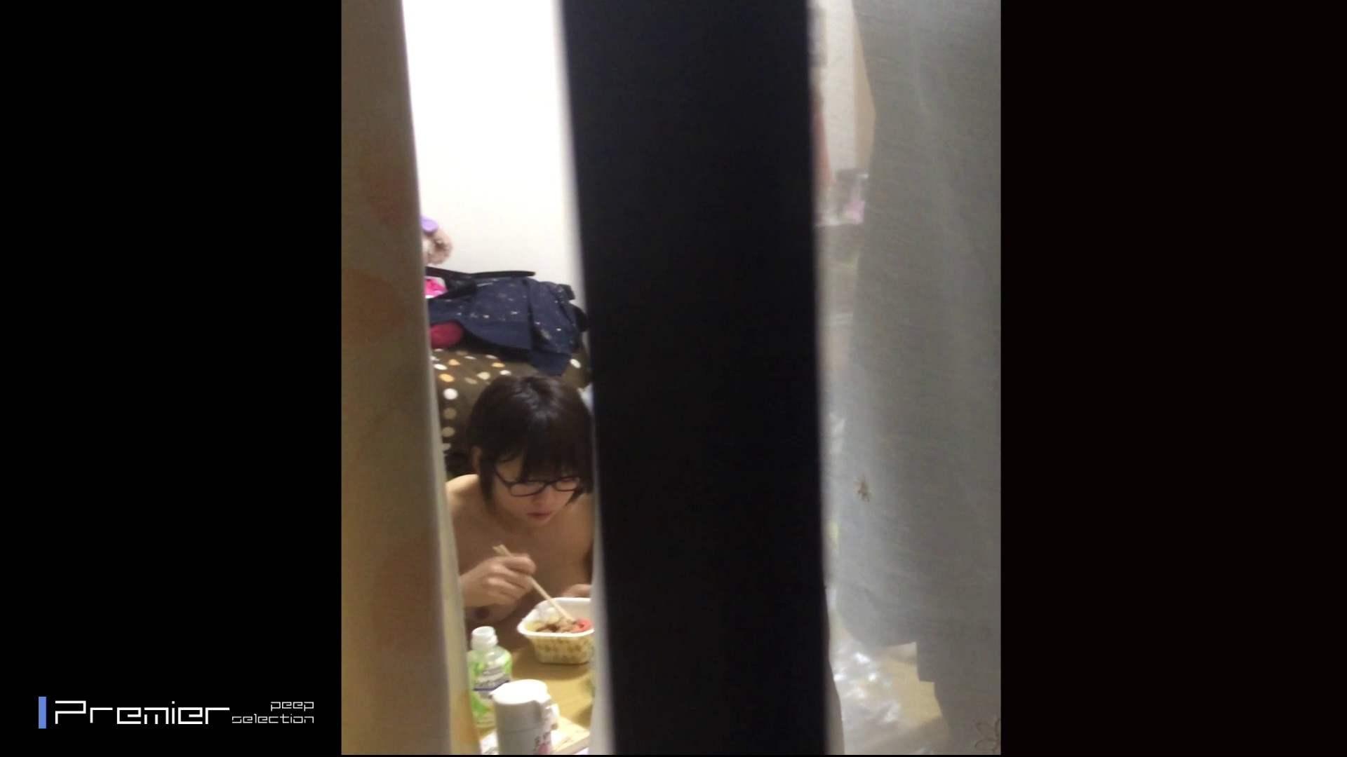 眼鏡美女の食事を隠し撮り 乙女の風呂場 Vol.05 美女達のヌード | 入浴シーン  95連発 90