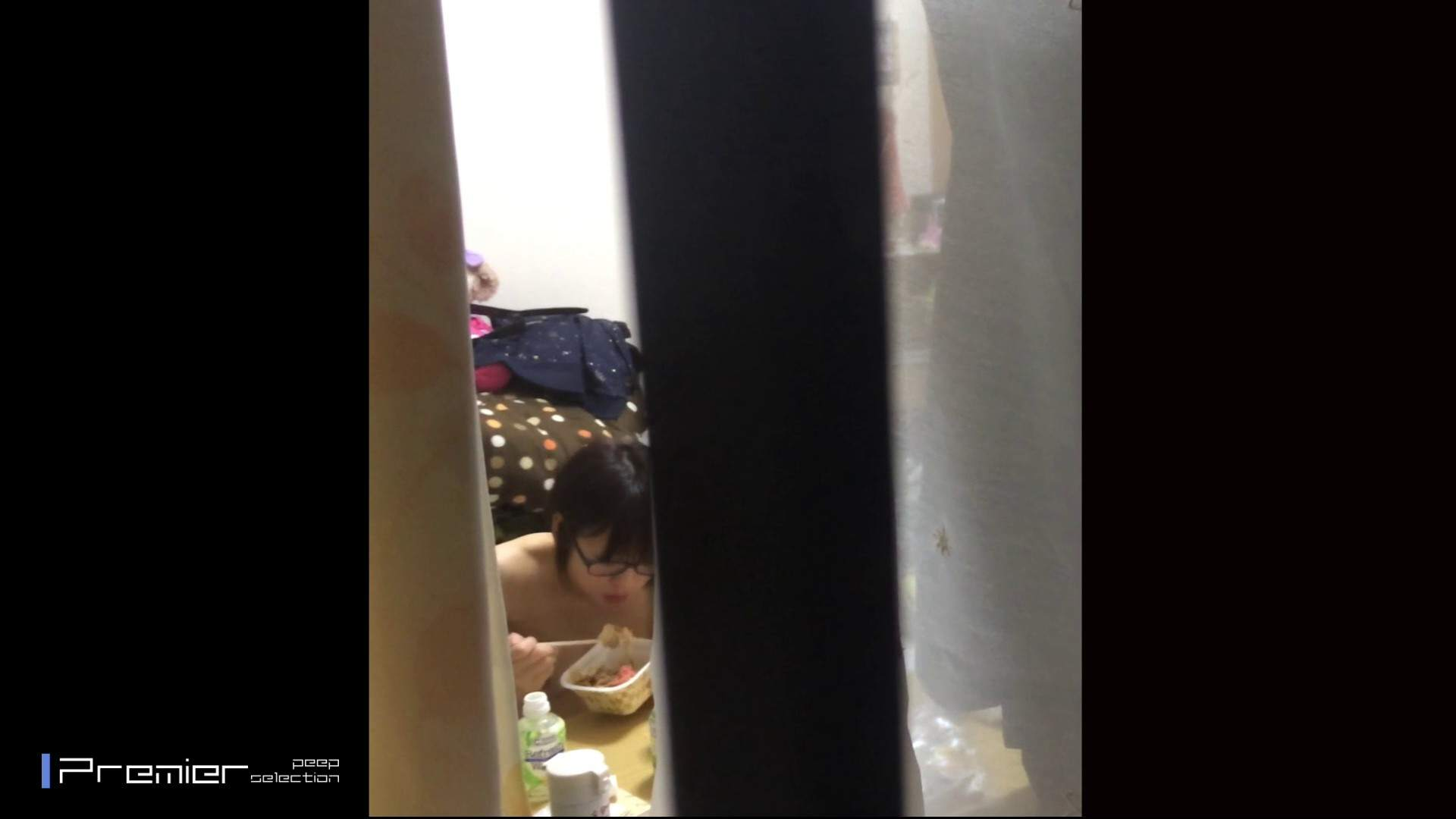 眼鏡美女の食事を隠し撮り 乙女の風呂場 Vol.05 美女達のヌード | 入浴シーン  95連発 93