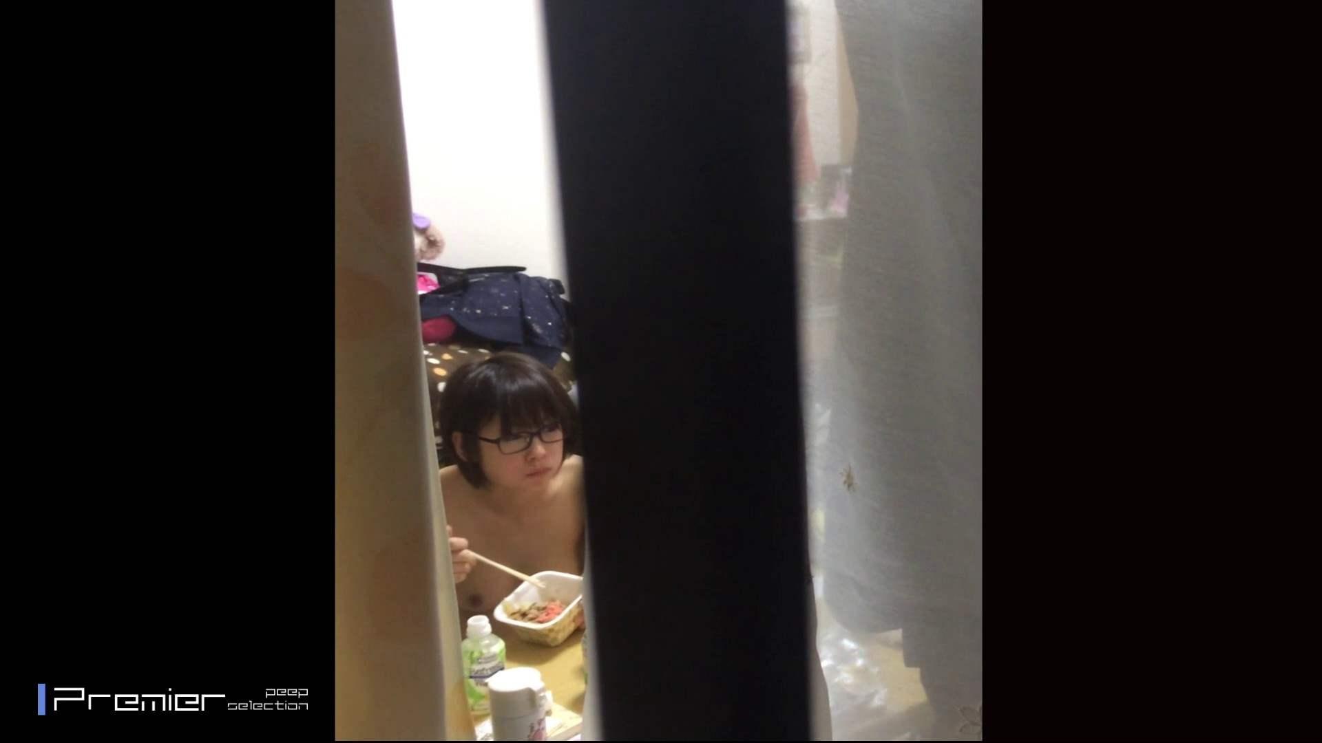 眼鏡美女の食事を隠し撮り 乙女の風呂場 Vol.05 美女達のヌード | 入浴シーン  95連発 95