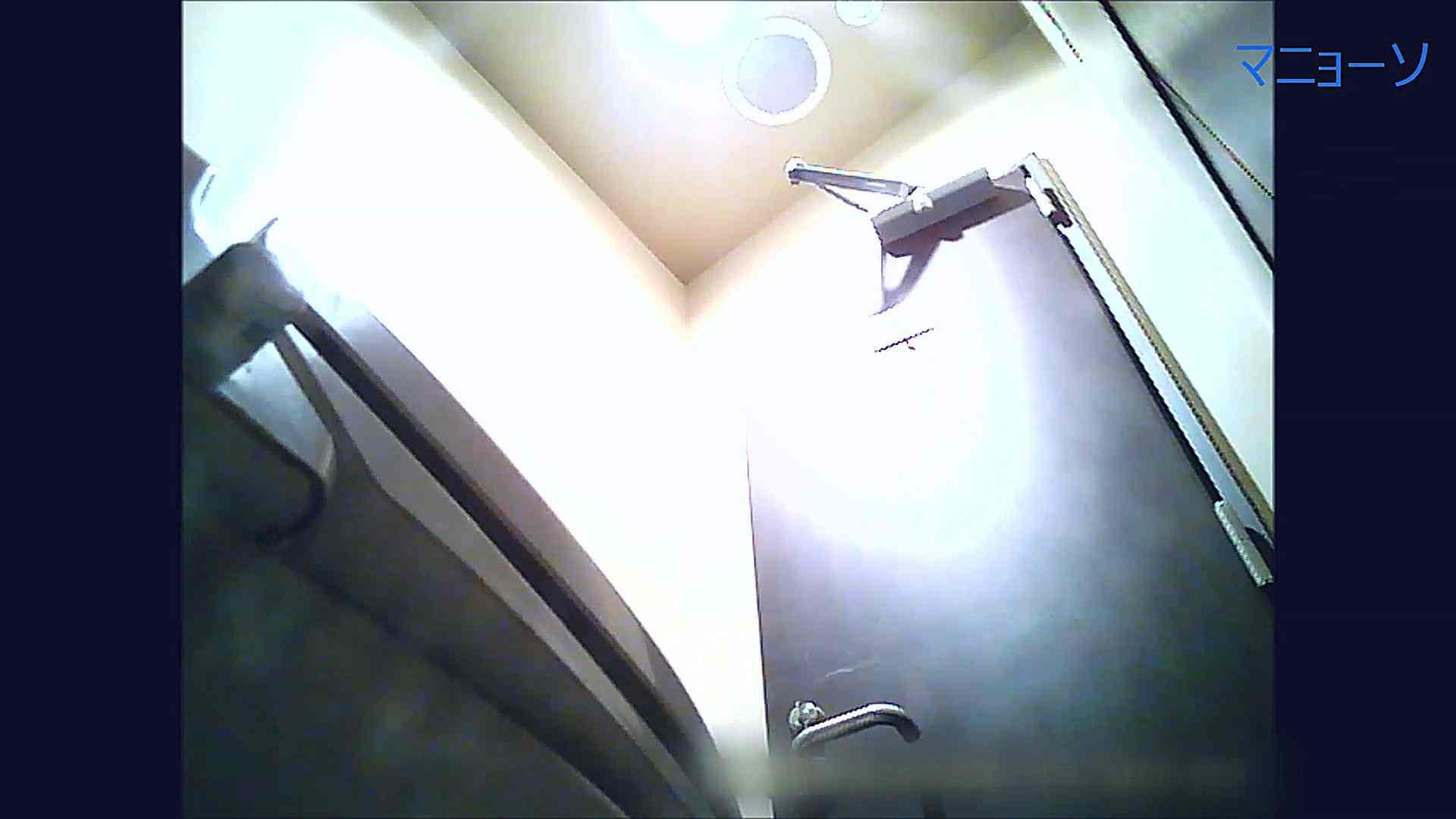 トイレでひと肌脱いでもらいました (JD編)Vol.03 OL | トイレ中  88連発 74