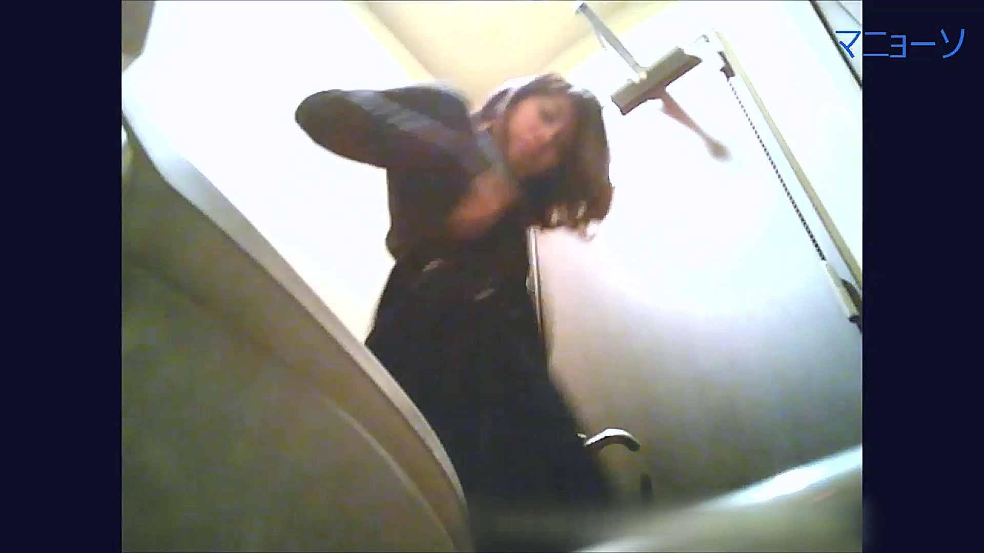トイレでひと肌脱いでもらいました (JD編)Vol.03 OL | トイレ中  88連発 85