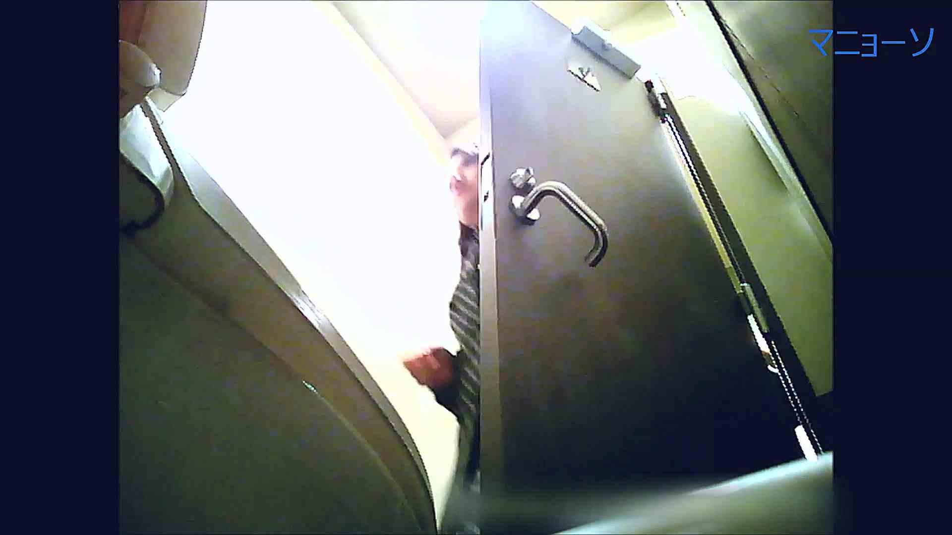 トイレでひと肌脱いでもらいました (OL編)Vol.08 OL   トイレ中  98連発 58