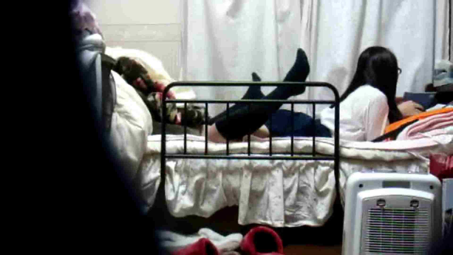 vol.4 まどかの帰宅後の部屋、ベッドで何かが始まります。 OL   0  94連発 27