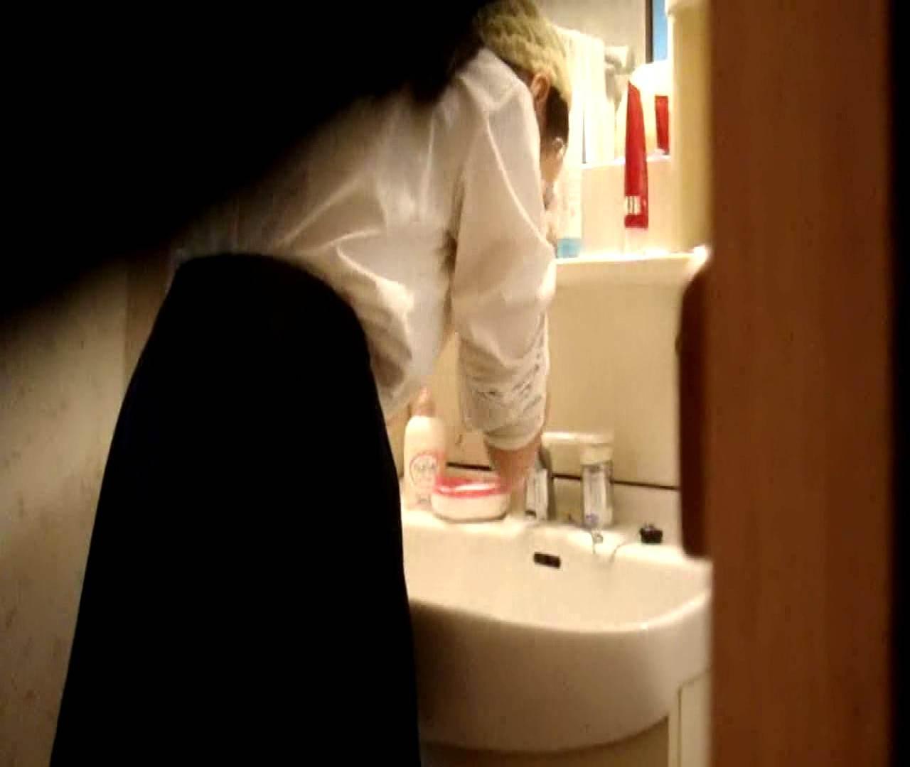 vol.5 まどかが帰宅後の洗顔後にブラを洗ってます。 OL | 0  47連発 21