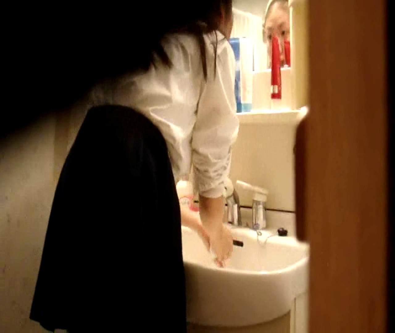 vol.5 まどかが帰宅後の洗顔後にブラを洗ってます。 OL | 0  47連発 24