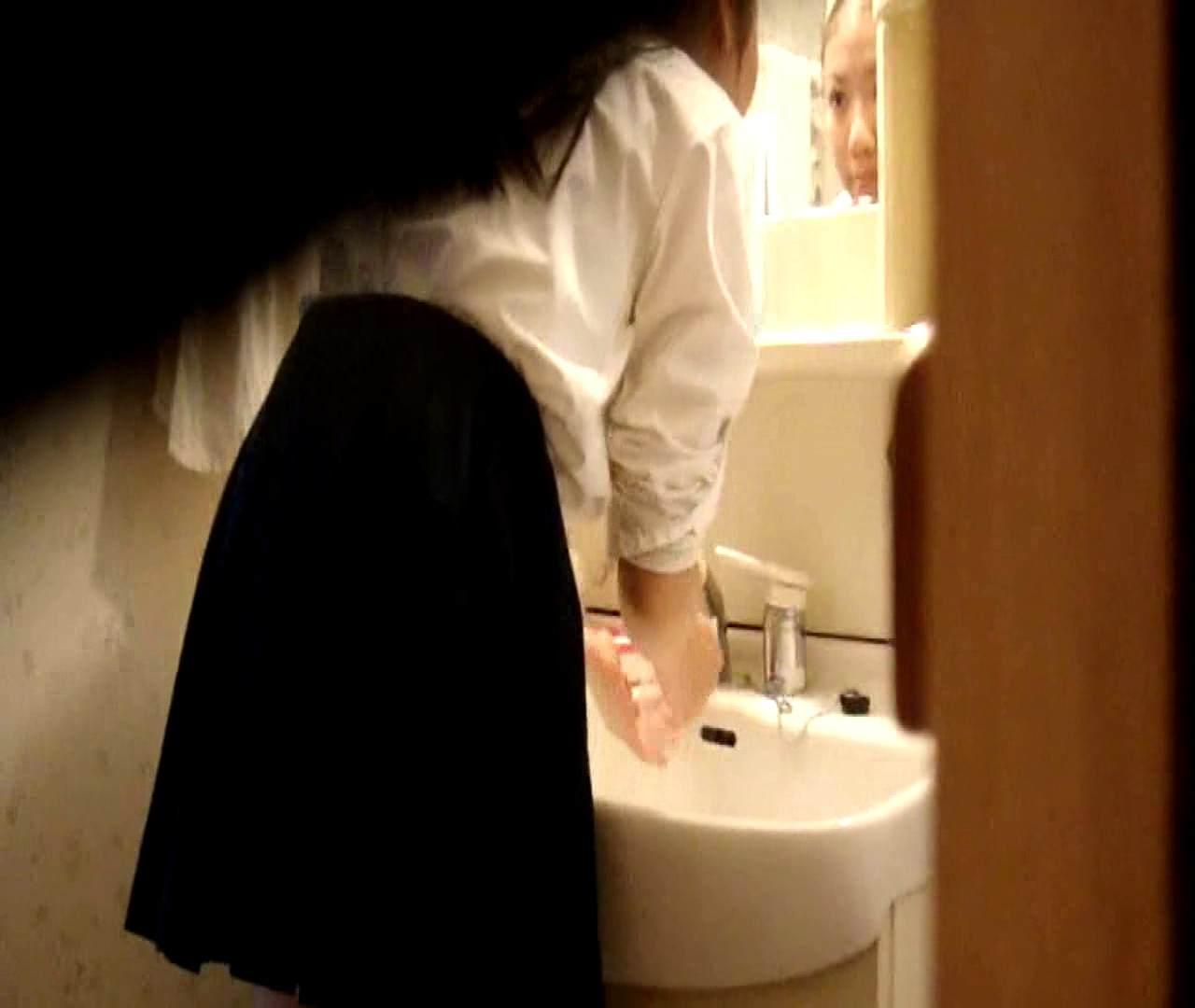 vol.5 まどかが帰宅後の洗顔後にブラを洗ってます。 OL | 0  47連発 26