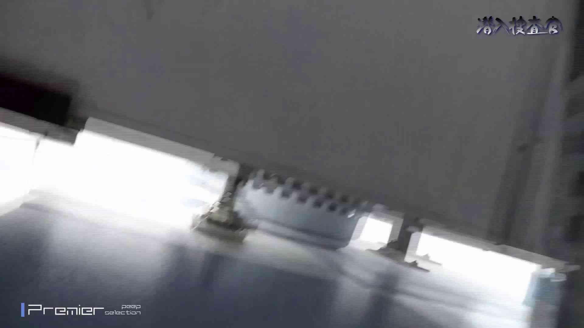 なんだこれ!28 後ろのカメラに気づかず大放出!! テクニック | 潜入エロ調査  98連発 50
