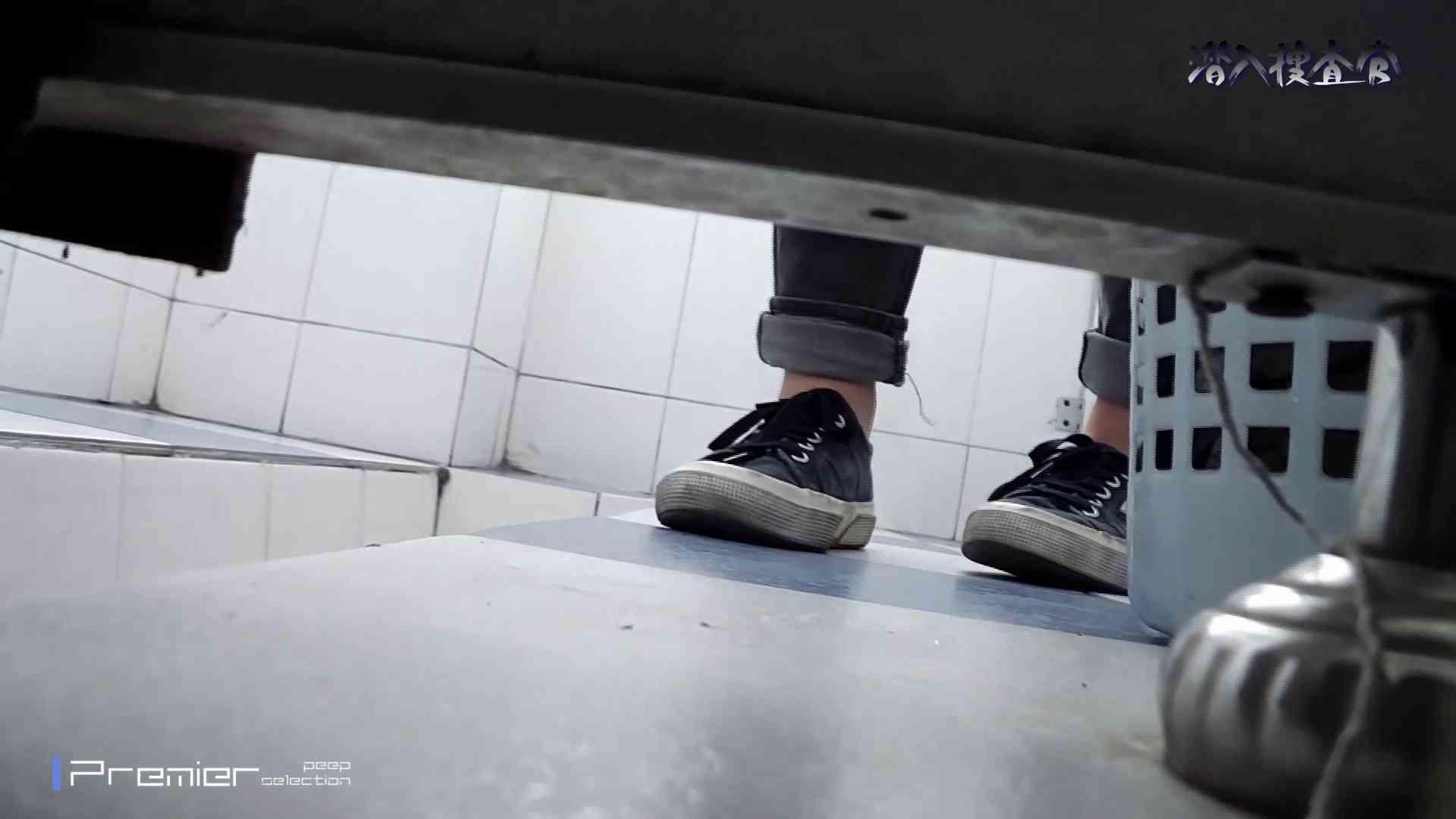 なんだこれ!28 後ろのカメラに気づかず大放出!! テクニック | 潜入エロ調査  98連発 92