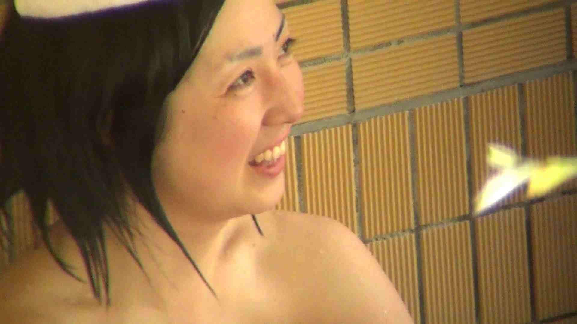 Vol.83 熟しても以前可愛らしさ保つ美年増 露天風呂の女達   OL  49連発 20
