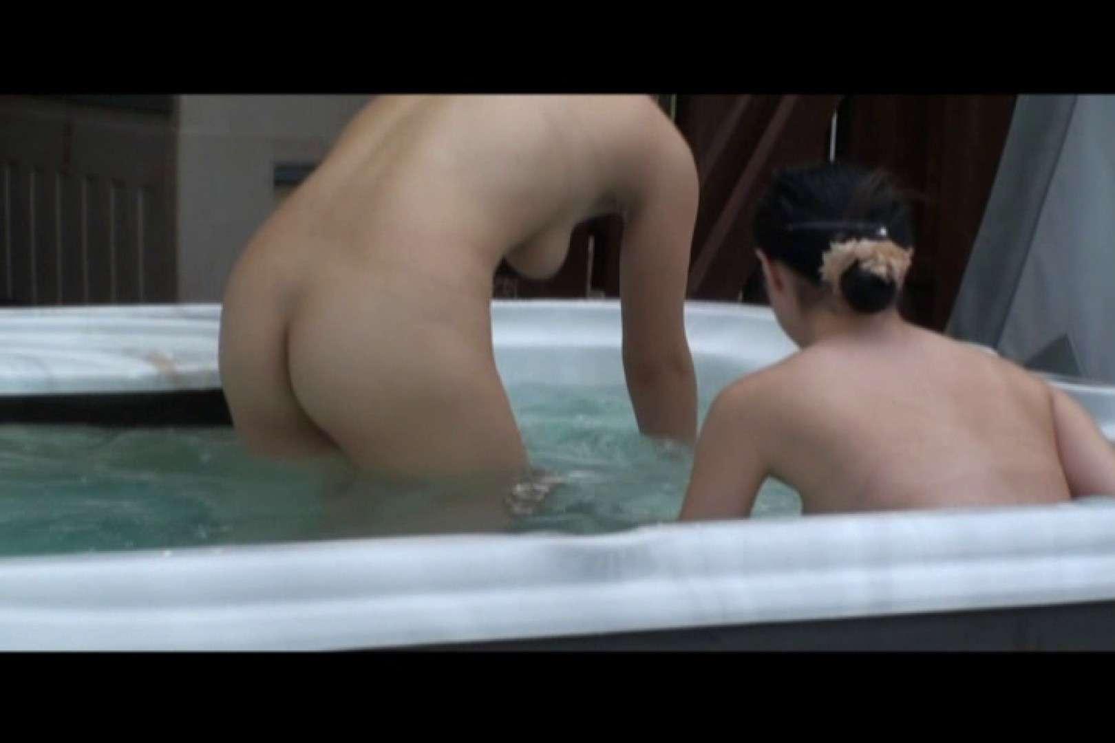 貸切露天 発情カップル! vol.07 露天風呂の女達   カップルのセックス  100連発 41