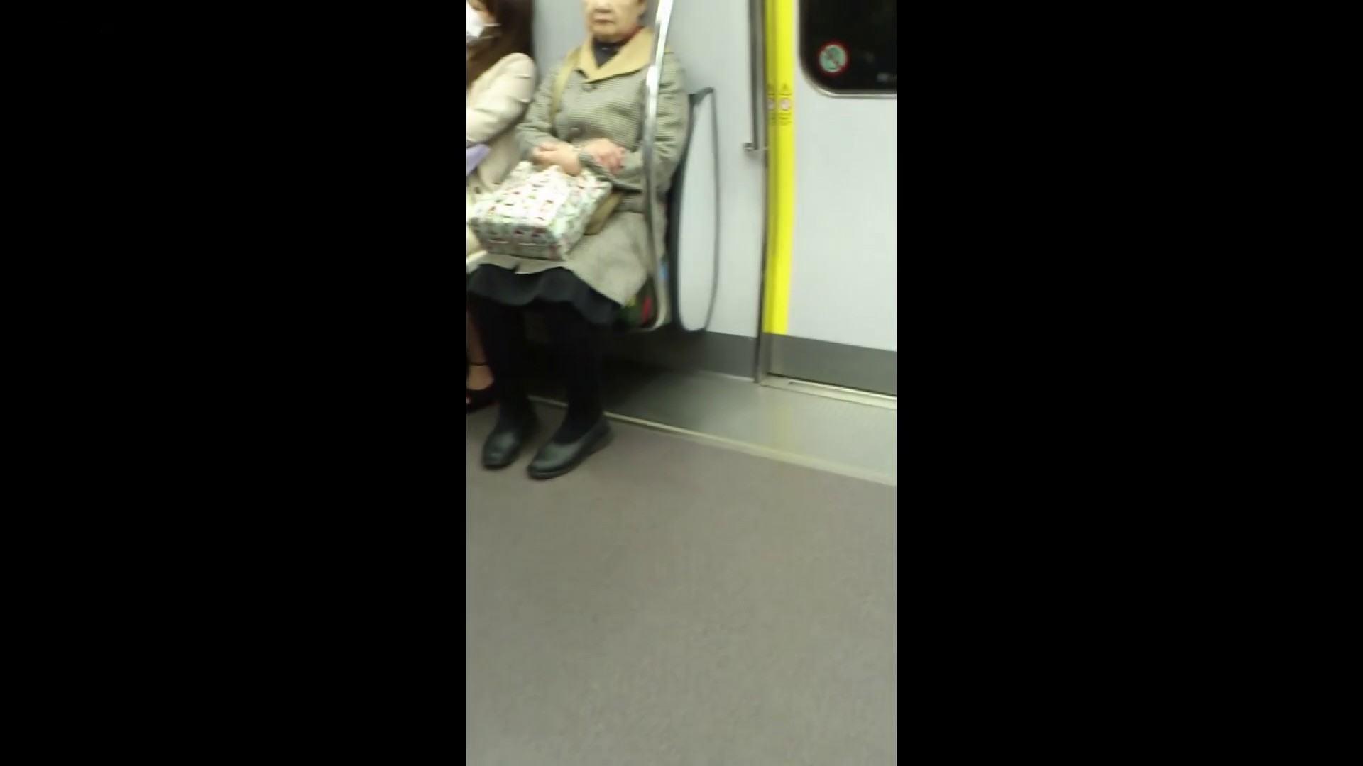 盗撮列車 Vol.55 黄色の爽やかなスカートが大好きです。 盗撮エロすぎ | OL  38連発 9