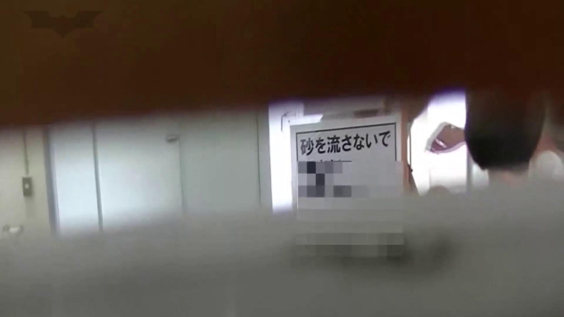 夏の思い出浜辺トイレ盗撮Vol.24 和式 | OL  78連発 20