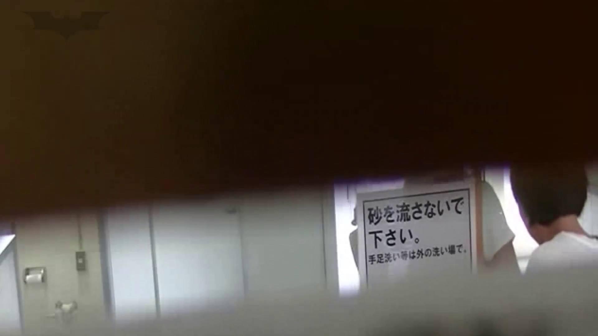 夏の思い出浜辺トイレ盗撮Vol.24 和式 | OL  78連発 21