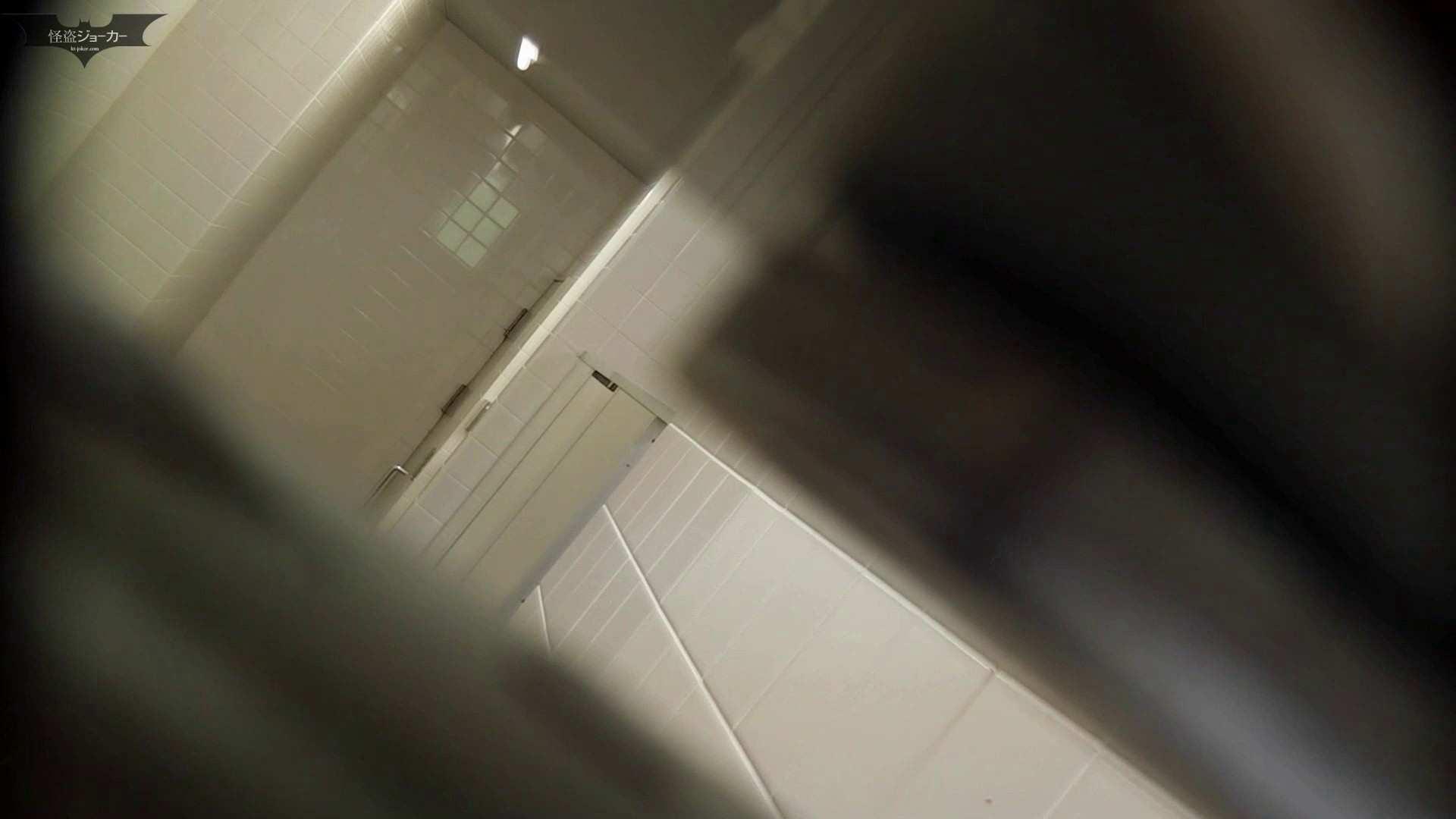 お銀さんの「洗面所突入レポート!!」 vol.51 突入最前線!おまけ付き OL | 洗面所着替え  76連発 34
