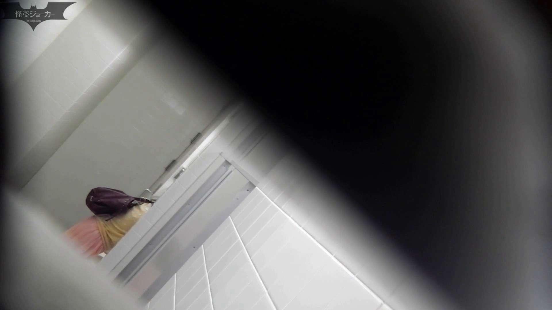 お銀さんの「洗面所突入レポート!!」 vol.52 高値更新!EUで育った日本人 美人コレクション | 洗面所着替え  50連発 45