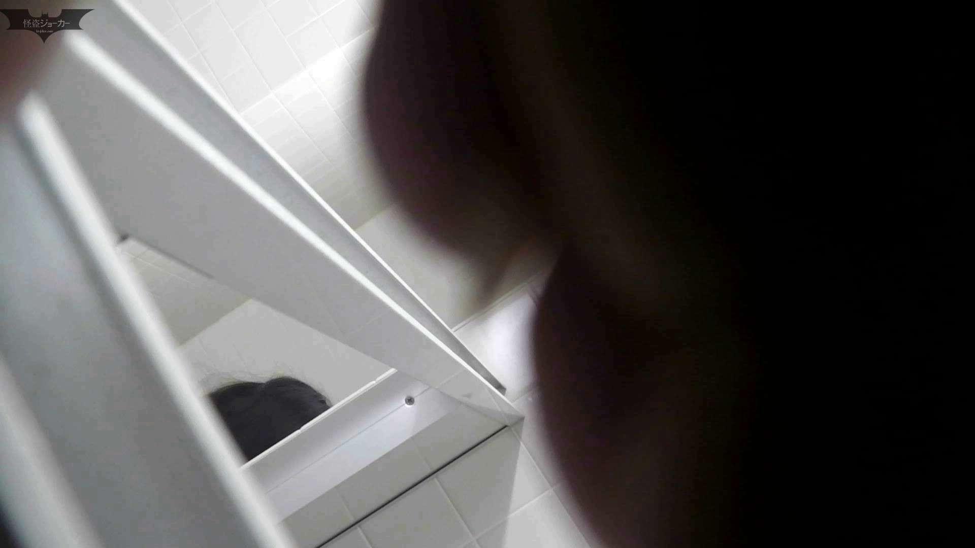 お銀さんの「洗面所突入レポート!!」 vol.53 冬到来!美女も到来! 美女達のヌード   洗面所着替え  91連発 22
