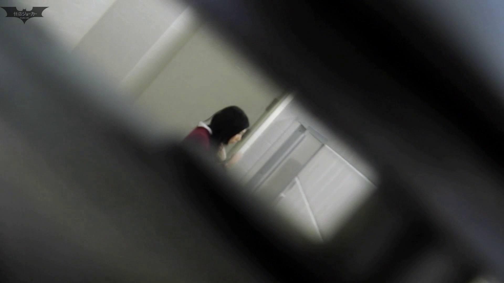 お銀さん vol.59 ピンチ!!「鏡の前で祈る女性」にばれる危機 洗面所着替え | OL  48連発 3