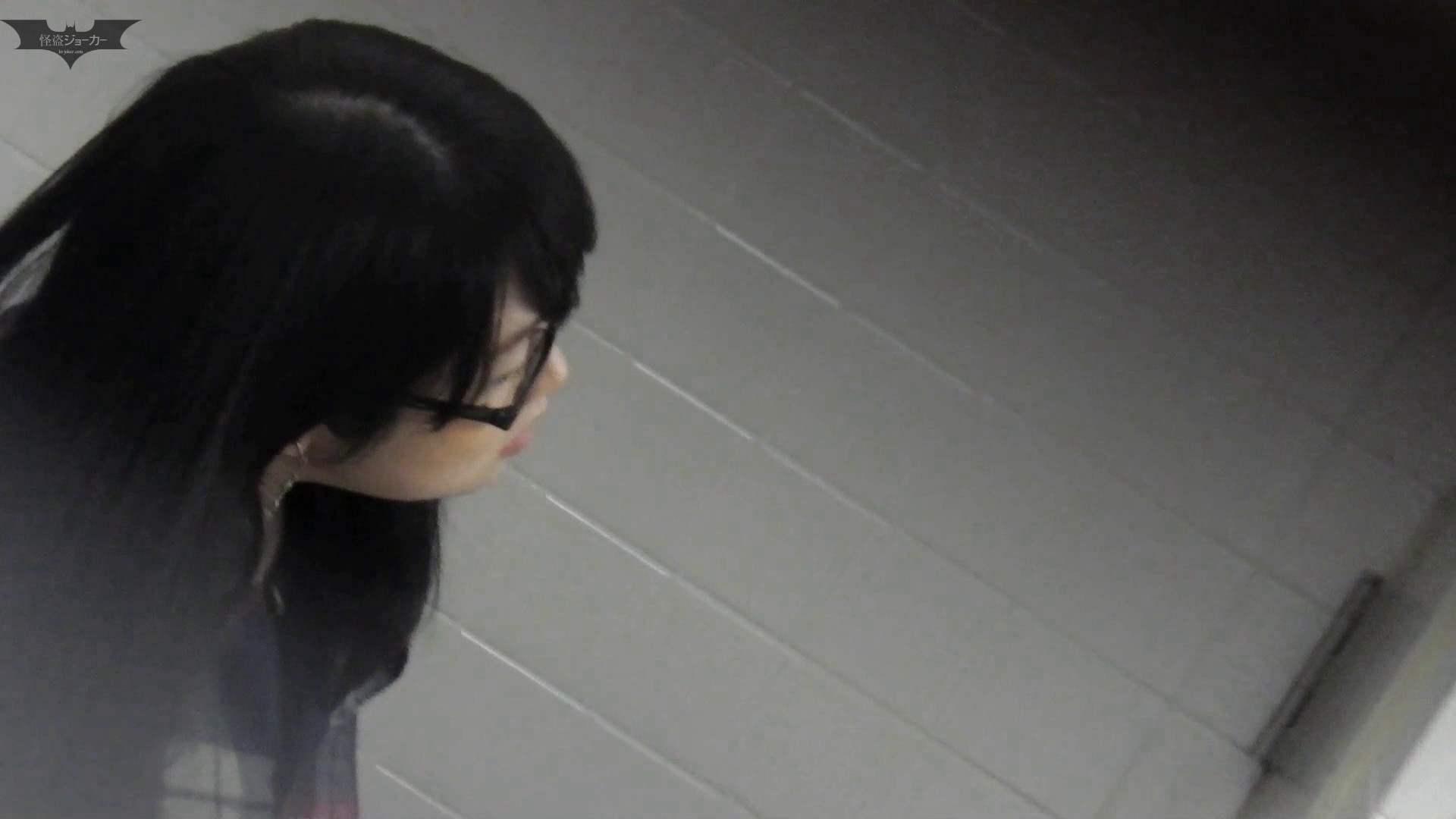 お銀さん vol.59 ピンチ!!「鏡の前で祈る女性」にばれる危機 洗面所着替え | OL  48連発 29