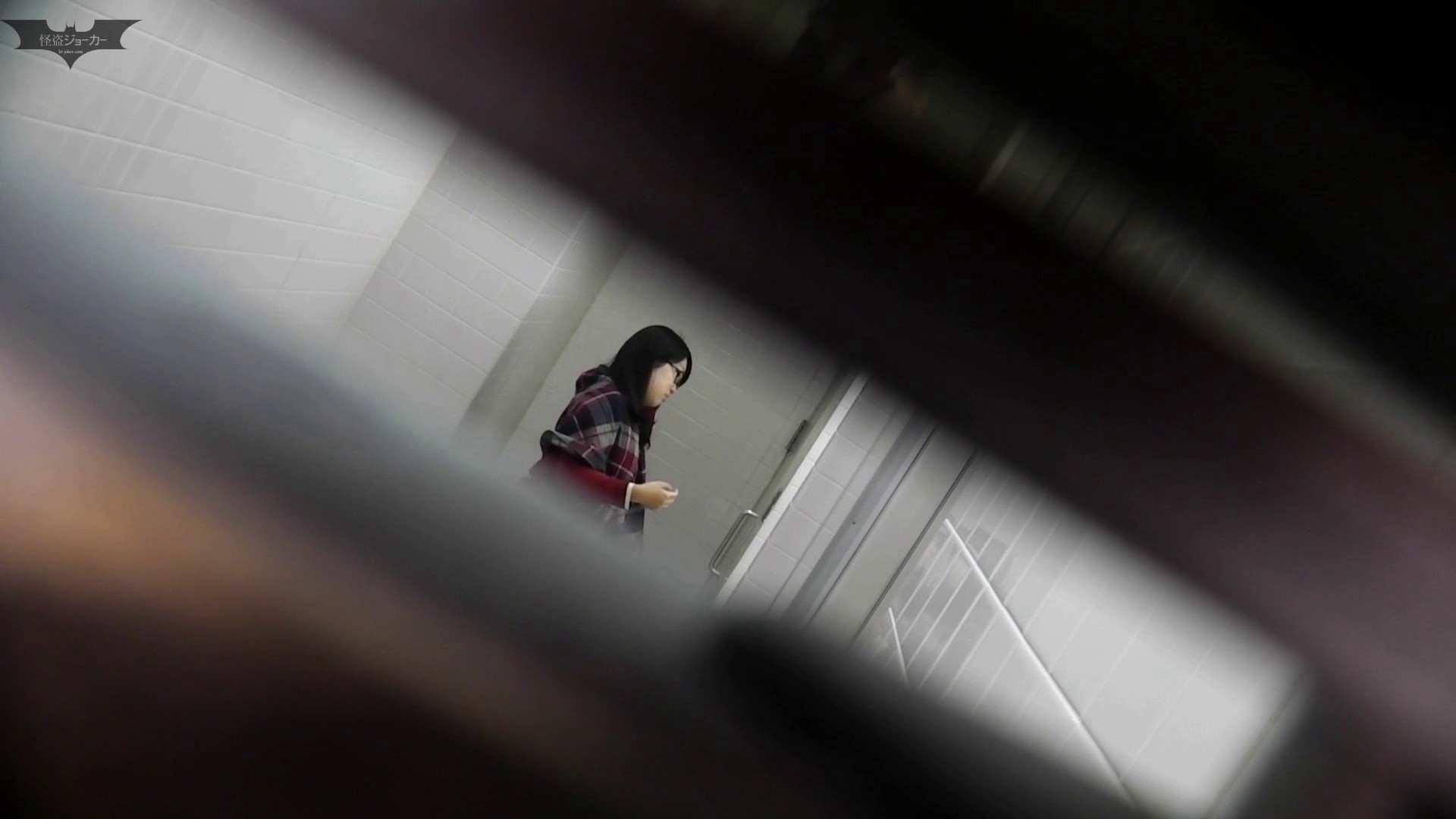 お銀さん vol.59 ピンチ!!「鏡の前で祈る女性」にばれる危機 洗面所着替え | OL  48連発 30