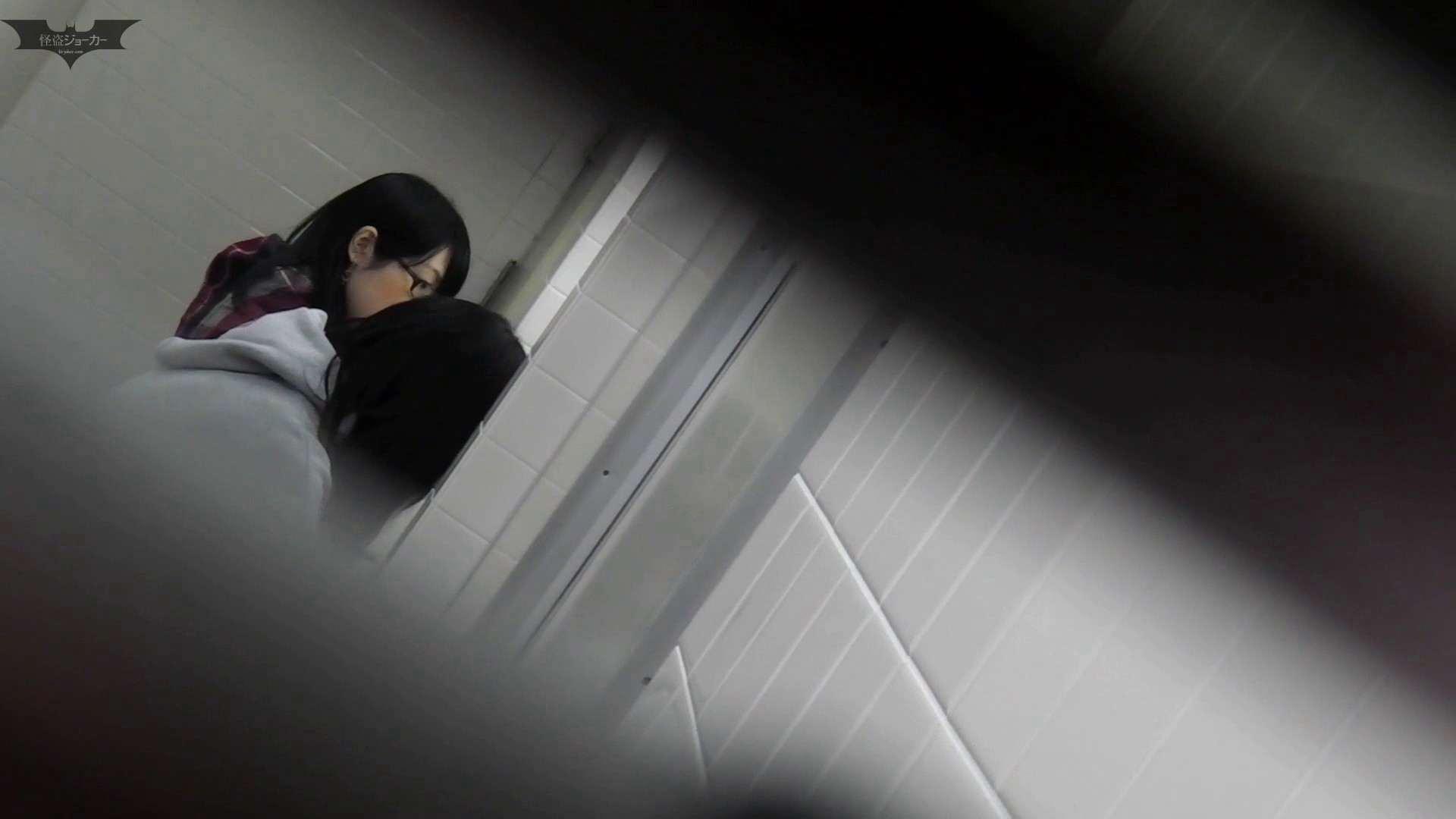 お銀さん vol.59 ピンチ!!「鏡の前で祈る女性」にばれる危機 洗面所着替え | OL  48連発 34