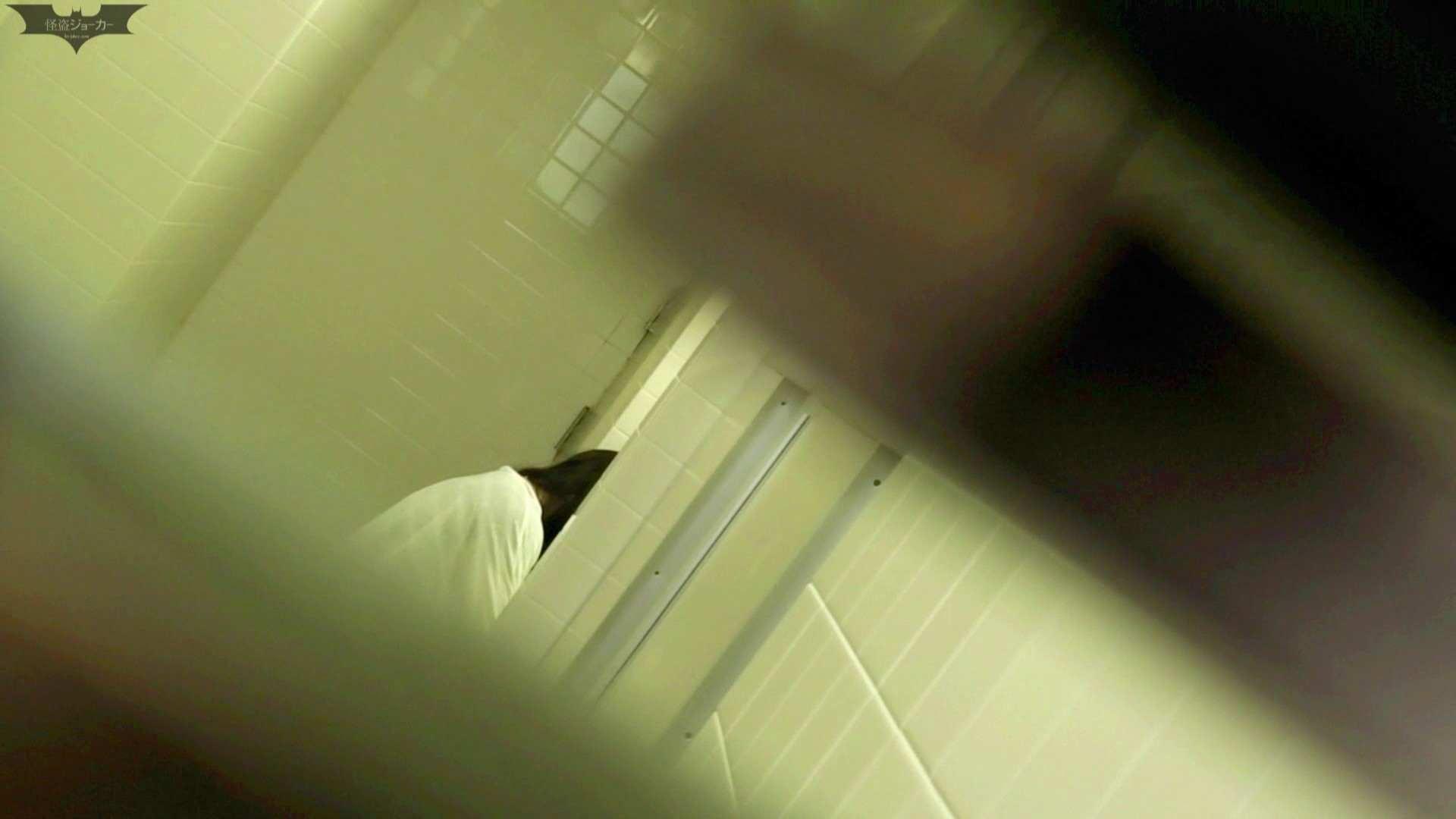 お銀 vol.68 無謀に通路に飛び出て一番明るいフロント撮り実現、見所満載 OL | 美人コレクション  57連発 36